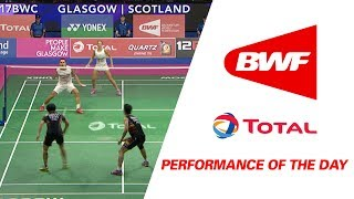Download Performance Of The Day | Badminton Day 6 SF- TOTAL BWF World Championships 2017 Video