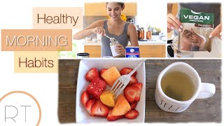 Download Healthy Morning Habits Video