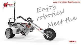 Download Meet the Trike EV3 robot! Video