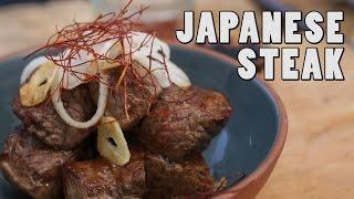 Download JAPANESE STEAK | RECIPE Video