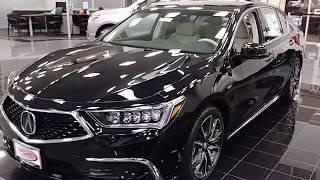 Download 2018 Acura RLX Sport Hybrid SH-AWD Advance at McGrath Acura of Morton Grove Video