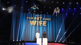 Download Ellen's New Game, 'You Bet Your Wife' Video