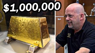 Download 15 Most Expensive Buys On Pawn Stars Video