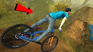 Download Stupid Guy Tries Downhill Mountain Biking - Shred 2 Video