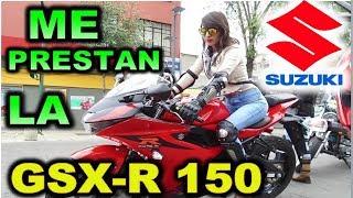 Download ME PRESTAN UNA GSX-R 150 - BLITZ RIDER Video