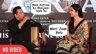 Download Salman Khan Openly Express his LOVE for Katrina Kaif | Don't Call me Bhaijaan, Call Me Meri Jaan Video