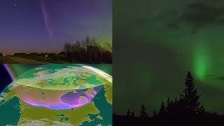 Download The Aurora Named STEVE Video