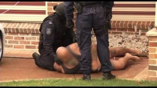 Download Newcastle LAC OMCG warrants Video