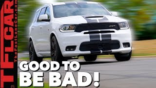 Download What's Good, Bad, and Weird about the 2018 Dodge Durango SRT Video