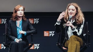 Download 'Things to Come' Press Conference   Isabelle Huppert & Mia Hansen-Løve   NYFF54 Video
