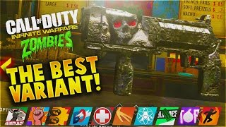 Download THE HAILSTORM - ORDNANCE IS INSANE! The Best Infinite Warfare Zombies Variant! (IW Zombies Weapons) Video