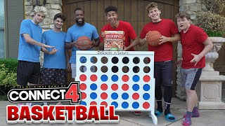 Download EPIC Giant 3v3 Basketball CONNECT 4 Game! Video