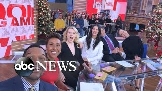 Download Kate McKinnon, Olivia Munn Discuss When Christmas Cards Go Wrong Video
