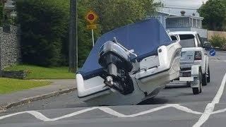 Download Die Schlechtesten Fahrer mit Anhänger der Welt - Sie haben den Führerschein nicht verdient Video