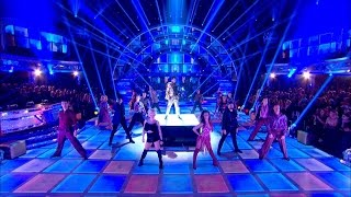 Download Strictly Pros Group Dance to James Brown Medley - Strictly Come Dancing 2016: Week 4 Video