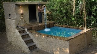 Download Building Wilderness Classic Villa And Upper-ground Deep Swimming Pool Video