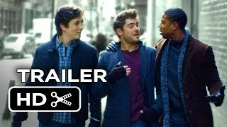 Download That Awkward Moment Official Trailer #1 (2014) - Zac Efron Movie HD Video