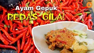 Download Ayam Gepuk Pak Gembus | Sambal Ayam Penyet | iCookAsia Video