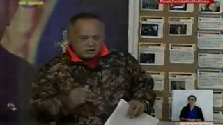 Download Esto dijo Diosdado Cabello sobre los $800 millones que supuestamente EEUU le confiscó Video
