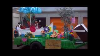 Download The making of a parade float Video