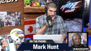 Download Mark Hunt: UFC 'Forced' Alistair Overeem Fight on Me Video