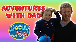 Download Woolly and Tig - Adventures with Dad | Kids TV Show | Toy Spider Video