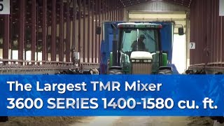 Download Farm Demo - The Largest Patz Vertical TMR Feed Mixer, 1400-1580 Cu/Ft Video