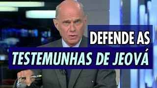 Download Boechat defende as Testemunhas de Jeová na Russia! [VIDEO] Video