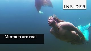 Download Mermen are real Video