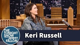 Download Keri Russell Still Sees Justin Timberlake as a Little Kid Video