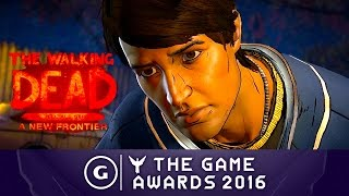 Download The Walking Dead: A New Frontier - Extended First Look | The Game Awards 2016 Video