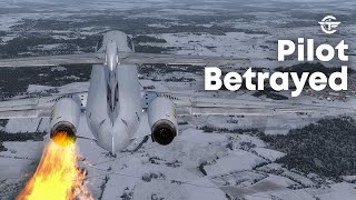 Download Pilot Betrayed | Terrifying Moments as Both Engines Failed After Takeoff | SAS Flight 751 | 4K Video