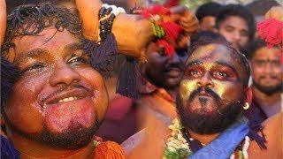 Download Chandu & Chintu anna Pothraj's at Golconda Bonalu Jatara Part-2 | Special Folk dance Video