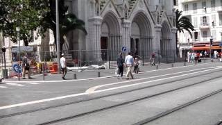 Download City Centre, Nice, France Video