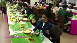 Download Amazing Indian Wedding Reception Food and Menu Video