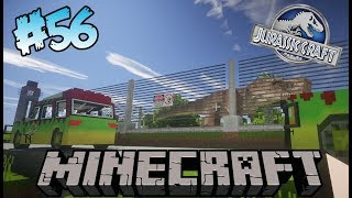 Download MEJORANDO EL PARQUE!!! JURASSICRAFT #56 EN DIRECTO!!! Video