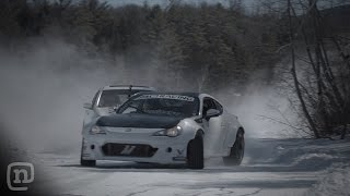 Download Tuerck'd Season 4 Premiere: Ryan Tuerck & Chris Forsberg Insane Maine Ice Drifting Video