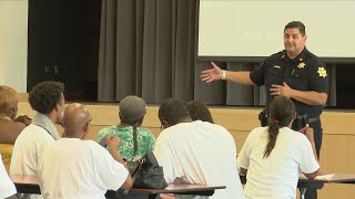 Download Dozens attend 'Make it Stop Prevention-Intervention' Expo in southwest Fresno Video