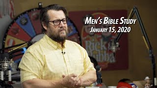 Download Rick and Bubba Bible Study Live - January 15, 2020 Video