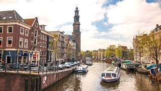 Download How Expensive is Amsterdam, Netherlands? Walking Tour, Food & More Video