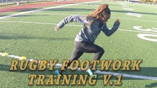 Download Rugby Basic Foot Speed/Agility Training Video