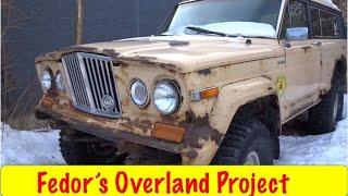 Download Fedor's Camper Van Project Video