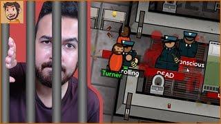 Download Invisibility Cloak!? | Prison Architect ESCAPE (Prison 8) Video
