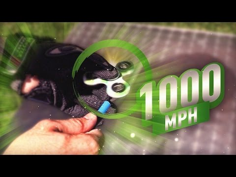 SPINNER A 1000 RPM !!!