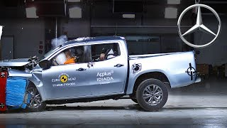 Download Mercedes X-Class (2018) Really Safe? Video
