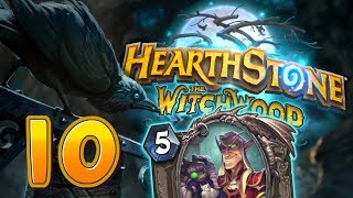 Download BARNES JUST LEFT AND IS ALREADY REPLACED? - The Witchwood Review #10 - Hearthstone Expansion Video