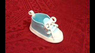 Download zapatito de bebe en fondant Video
