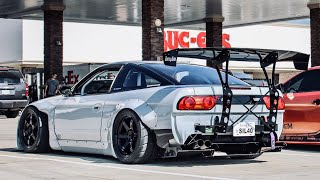 Download BEFORE & AFTER || Building A 2JZ 240sx in 10 Minutes! PART 1 - Ep.14 Video