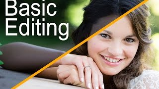 Download Adobe Photoshop CS6 - Basic Editing Tutorial For Beginning Photographers Video