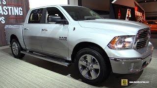 Download 2017 Ram 1500 Big Horn - Exterior and Interior Walkaround - 2016 LA Auto Show Video